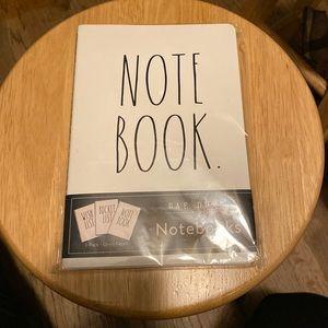 Rae Dunn notebooks